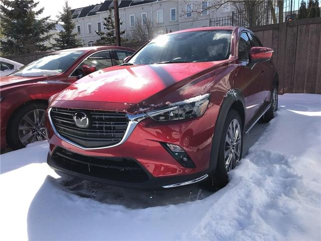 2019 Mazda CX-3 GT (Stk: 19-132) in Richmond Hill - Image 1 of 5
