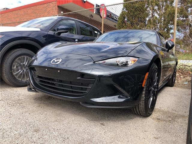 2019 Mazda MX-5 RF GS-P (Stk: L190475) in Markham - Image 1 of 5