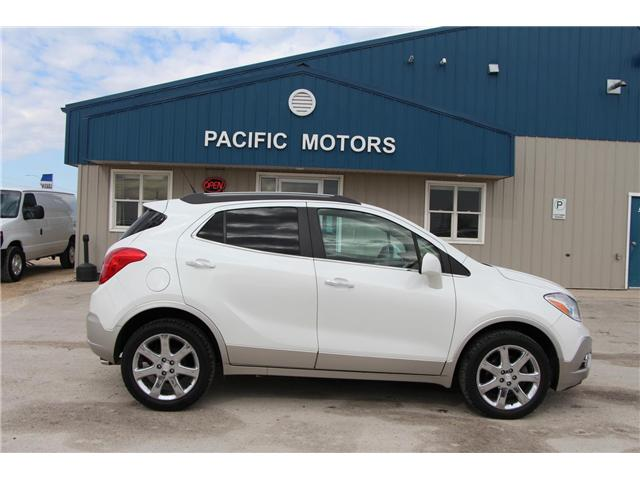 2013 Buick Encore Leather (Stk: P9023) in Headingley - Image 4 of 26