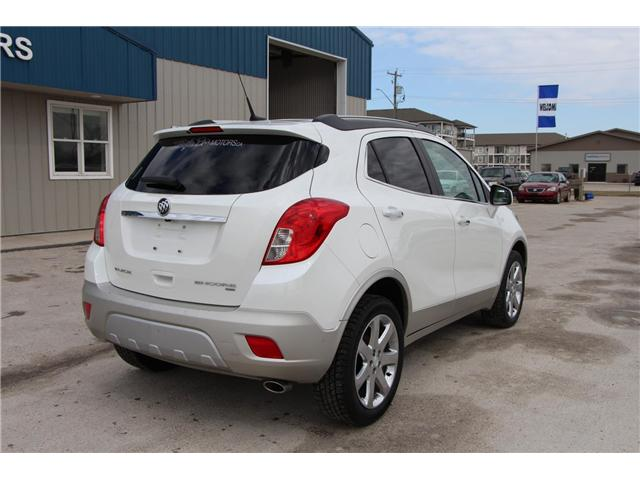 2013 Buick Encore Leather (Stk: P9023) in Headingley - Image 5 of 26