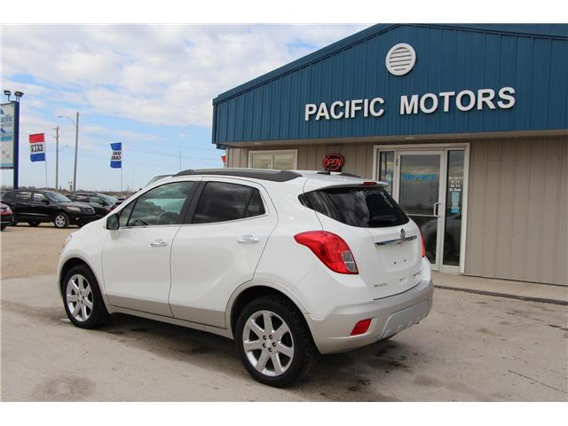 2013 Buick Encore Leather (Stk: P9023) in Headingley - Image 7 of 26