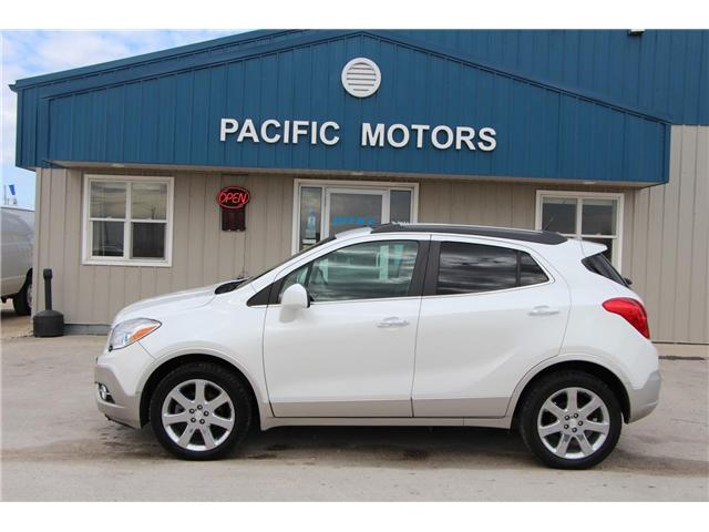 2013 Buick Encore Leather (Stk: P9023) in Headingley - Image 8 of 26