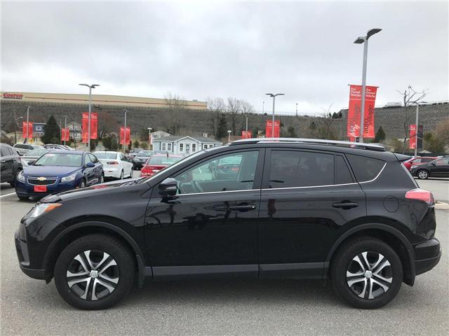 2017 Toyota RAV4 LE (Stk: P338454) in Saint John - Image 2 of 27