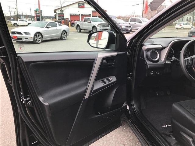 2017 Toyota RAV4 LE (Stk: P338454) in Saint John - Image 8 of 27