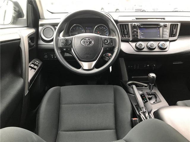 2017 Toyota RAV4 LE (Stk: P338454) in Saint John - Image 10 of 27