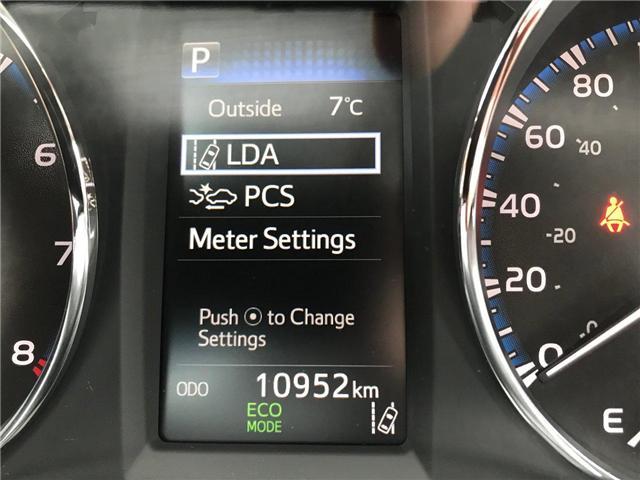 2017 Toyota RAV4 LE (Stk: P338454) in Saint John - Image 11 of 27