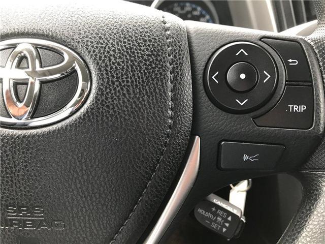 2017 Toyota RAV4 LE (Stk: P338454) in Saint John - Image 13 of 27
