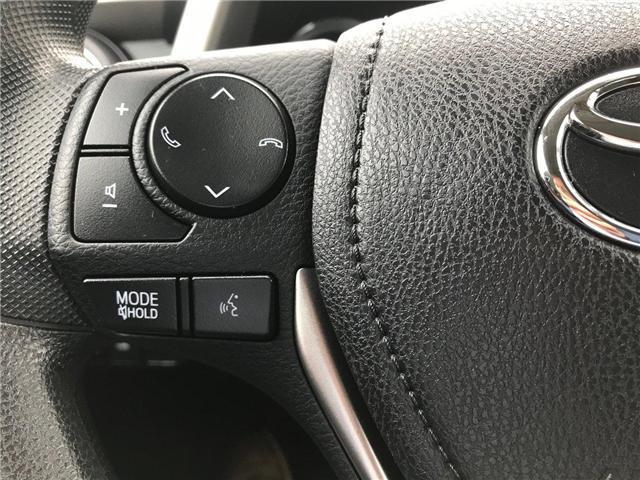 2017 Toyota RAV4 LE (Stk: P338454) in Saint John - Image 14 of 27
