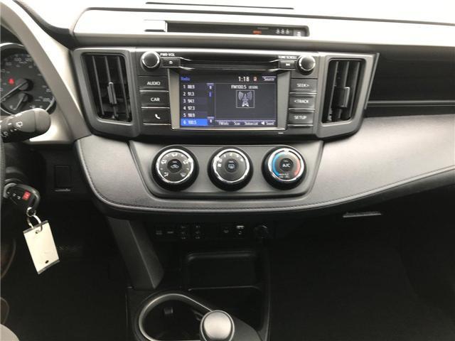 2017 Toyota RAV4 LE (Stk: P338454) in Saint John - Image 17 of 27