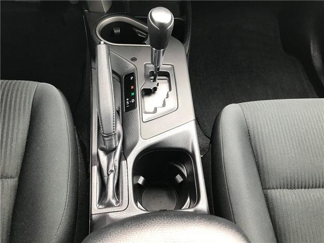 2017 Toyota RAV4 LE (Stk: P338454) in Saint John - Image 18 of 27