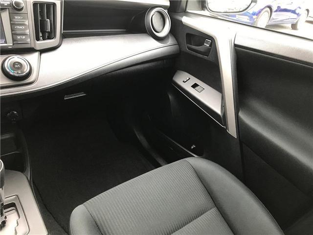 2017 Toyota RAV4 LE (Stk: P338454) in Saint John - Image 20 of 27