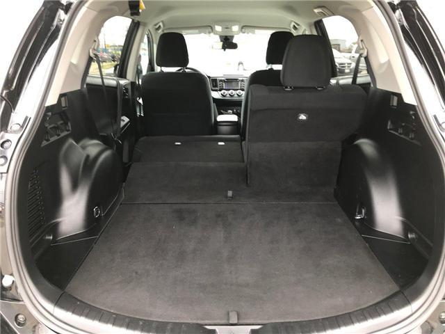 2017 Toyota RAV4 LE (Stk: P338454) in Saint John - Image 25 of 27