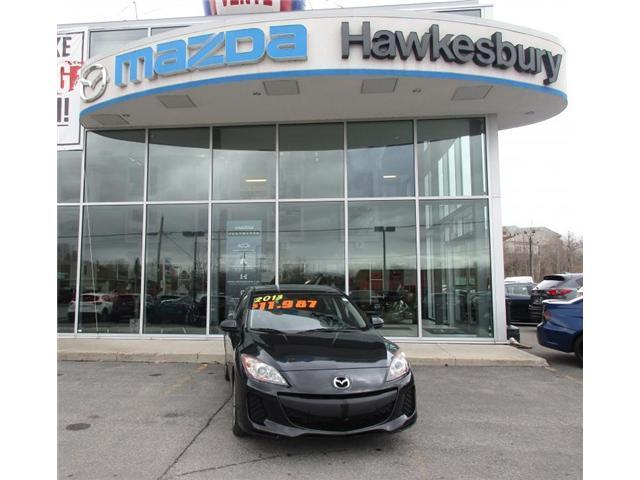 2013 Mazda Mazda3 GX (Stk: HMC5879) in Hawkesbury - Image 1 of 9