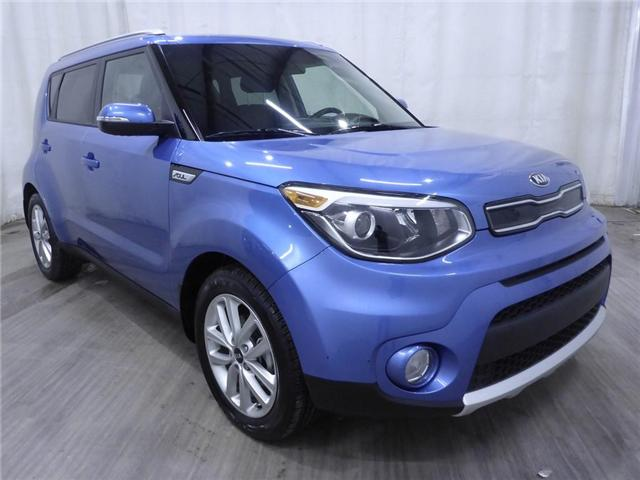 2017 Kia Soul EX+ (Stk: 19041784) in Calgary - Image 1 of 27
