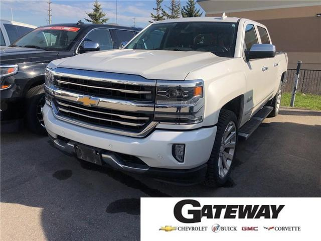 2017 Chevrolet Silverado 1500 High Country|ROOF|NAV|HEATED/COOLED SEATS| (Stk: PL18186) in BRAMPTON - Image 1 of 1