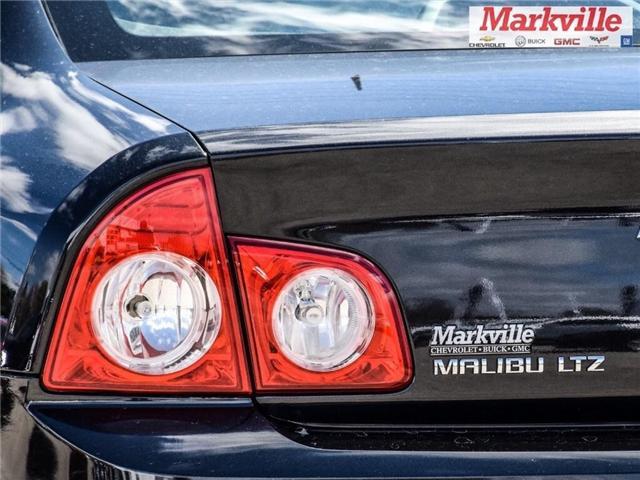 2011 Chevrolet Malibu LTZ (Stk: 153046B) in Markham - Image 5 of 24