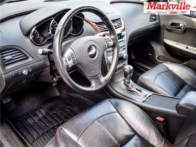 2011 Chevrolet Malibu LTZ (Stk: 153046B) in Markham - Image 10 of 24