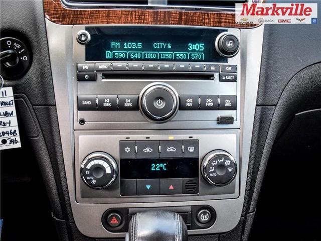 2011 Chevrolet Malibu LTZ (Stk: 153046B) in Markham - Image 13 of 24
