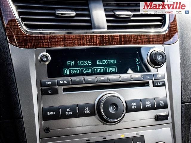 2011 Chevrolet Malibu LTZ (Stk: 153046B) in Markham - Image 14 of 24