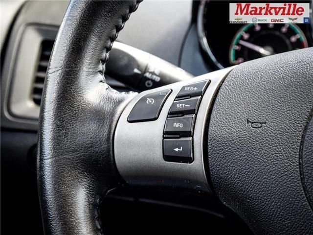 2011 Chevrolet Malibu LTZ (Stk: 153046B) in Markham - Image 16 of 24