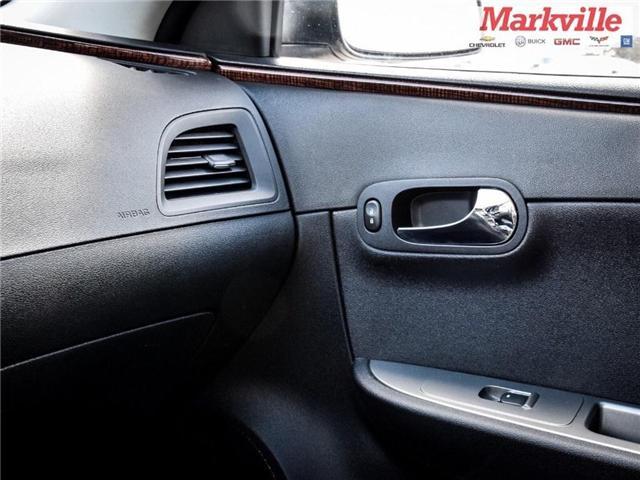 2011 Chevrolet Malibu LTZ (Stk: 153046B) in Markham - Image 20 of 24