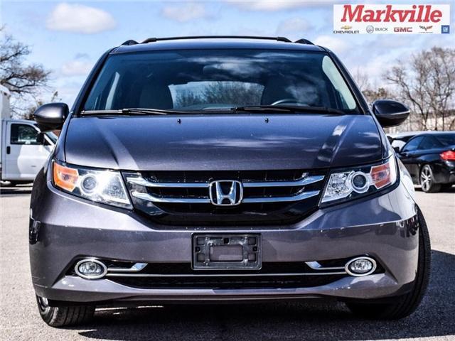 2016 Honda Odyssey EX (Stk: 278212A) in Markham - Image 2 of 28