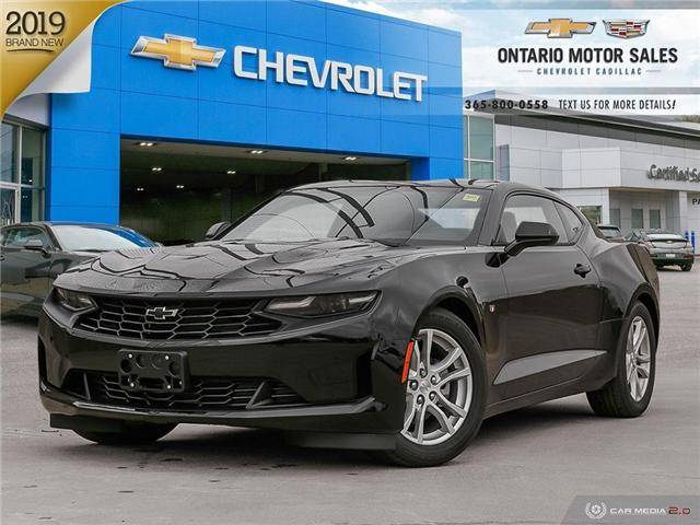2019 Chevrolet Camaro 1LS (Stk: 9145881) in Oshawa - Image 1 of 19