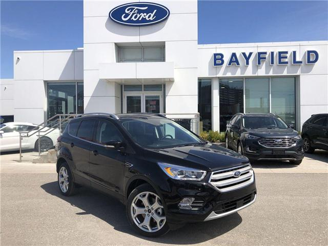 2019 Ford Escape Titanium (Stk: ES19461) in Barrie - Image 1 of 29
