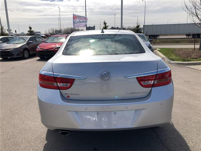2014 Buick Verano Base (Stk: D191317A) in Mississauga - Image 4 of 16