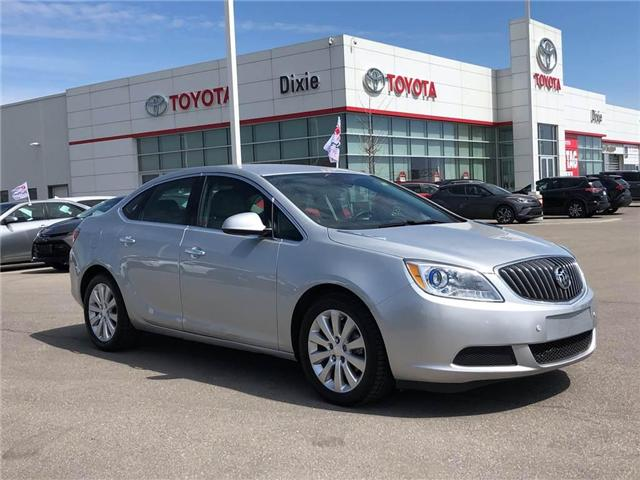 2014 Buick Verano Base (Stk: D191317A) in Mississauga - Image 7 of 16