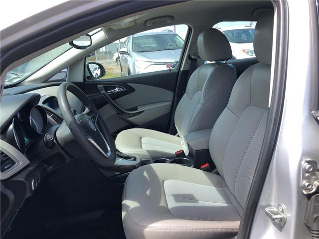 2014 Buick Verano Base (Stk: D191317A) in Mississauga - Image 8 of 16