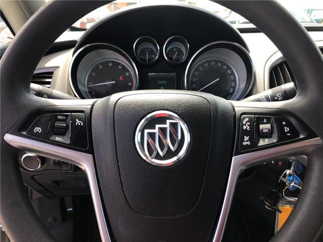 2014 Buick Verano Base (Stk: D191317A) in Mississauga - Image 10 of 16