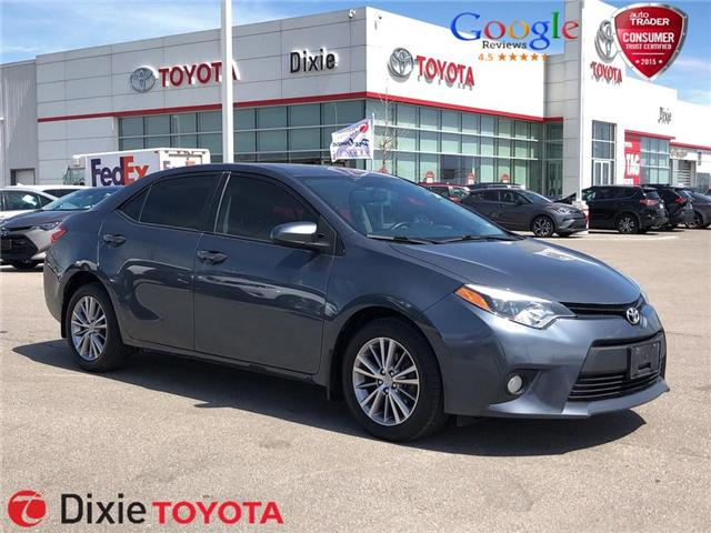 2014 Toyota Corolla  (Stk: D191242A) in Mississauga - Image 1 of 22