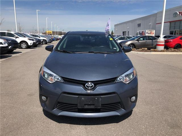 2014 Toyota Corolla  (Stk: D191242A) in Mississauga - Image 2 of 22