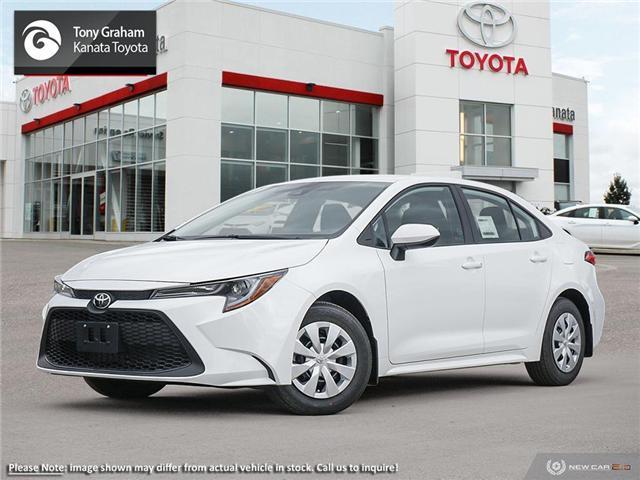 2020 Toyota Corolla L (Stk: 89386) in Ottawa - Image 1 of 24