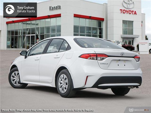 2020 Toyota Corolla L (Stk: 89386) in Ottawa - Image 4 of 24