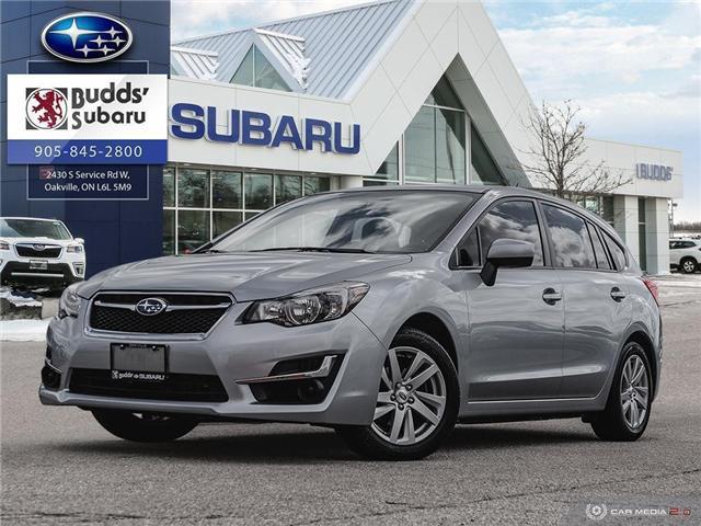2015 Subaru Impreza  (Stk: PS2079) in Oakville - Image 1 of 28