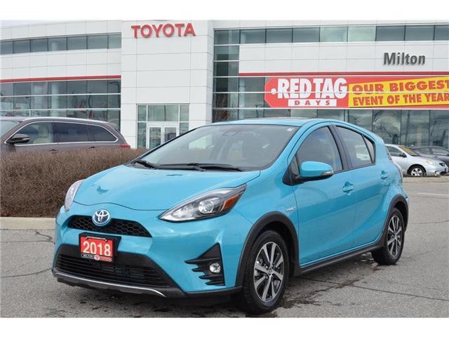 2018 Toyota Prius C  (Stk: 613437) in Milton - Image 1 of 21