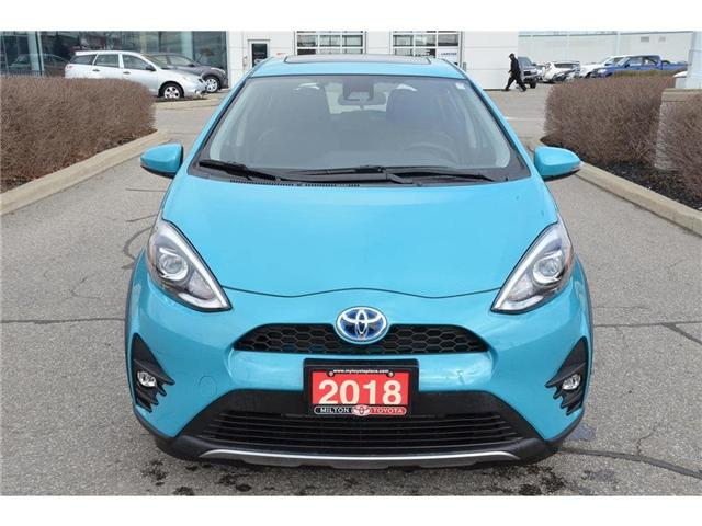 2018 Toyota Prius C  (Stk: 613437) in Milton - Image 2 of 21