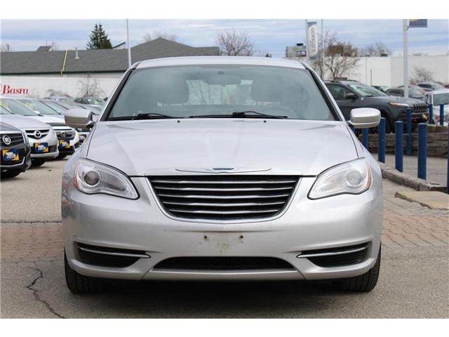 2012 Chrysler 200 LX (Stk: 315360) in Milton - Image 2 of 14