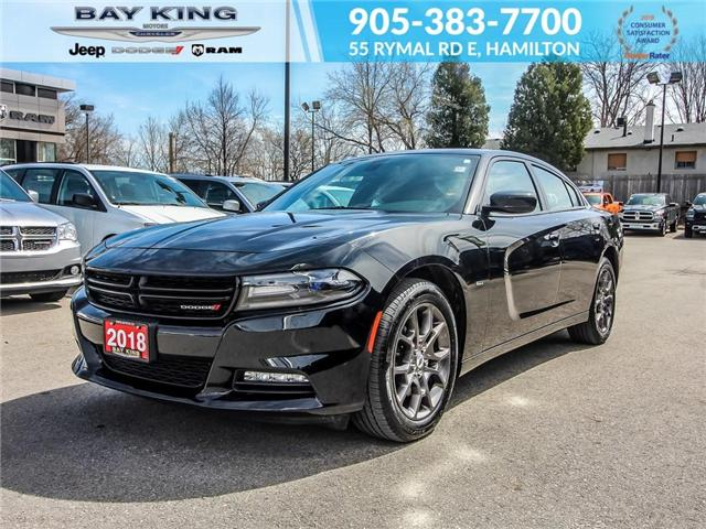 2018 Dodge Charger GT (Stk: 6831R) in Hamilton - Image 1 of 23