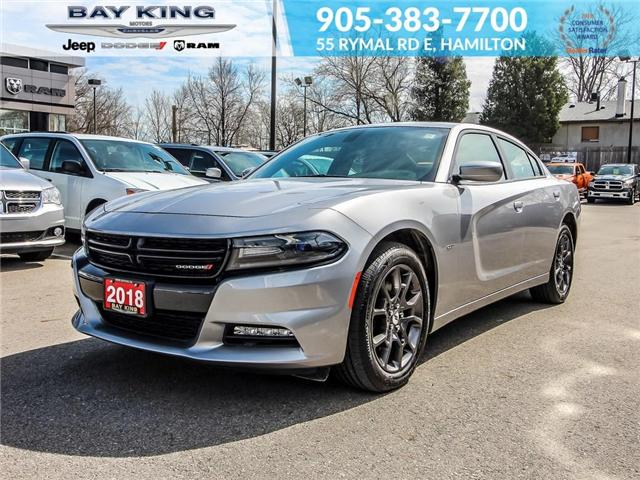 2018 Dodge Charger GT (Stk: 6829R) in Hamilton - Image 1 of 22