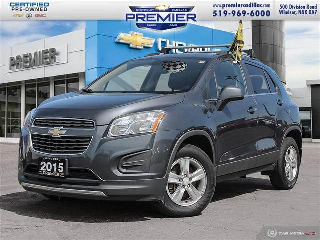 2015 Chevrolet Trax 1LT (Stk: P18313AA) in Windsor - Image 1 of 28
