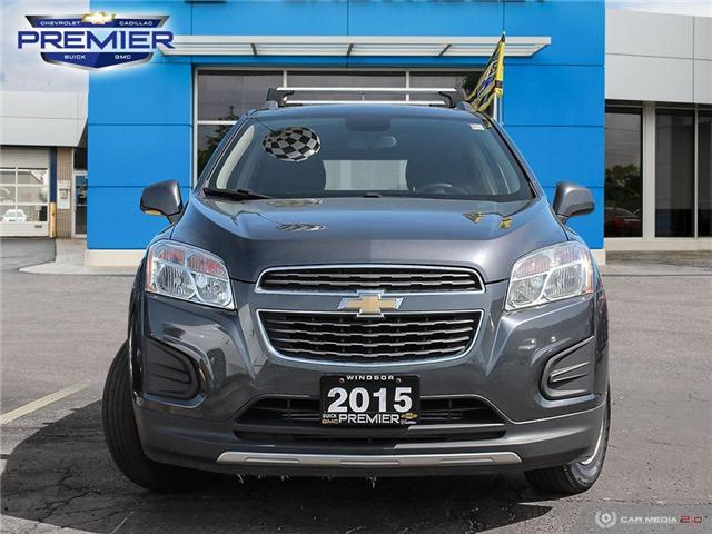 2015 Chevrolet Trax 1LT (Stk: P18313AA) in Windsor - Image 2 of 28