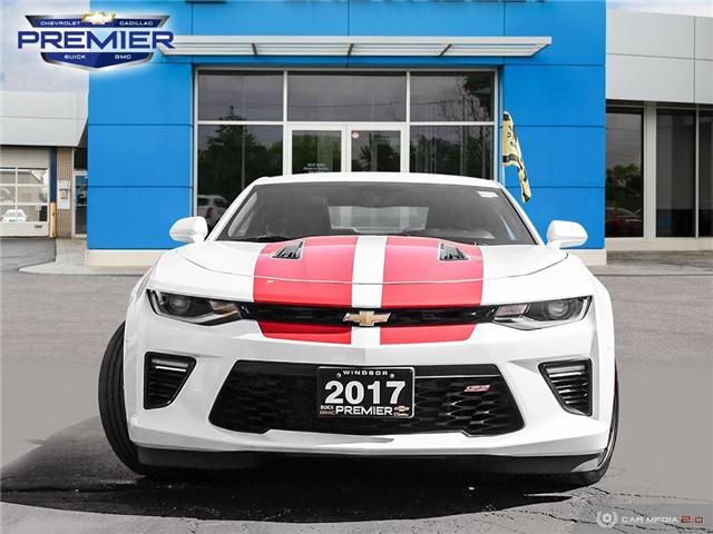 2017 Chevrolet Camaro 1SS (Stk: 191793A) in Windsor - Image 2 of 28