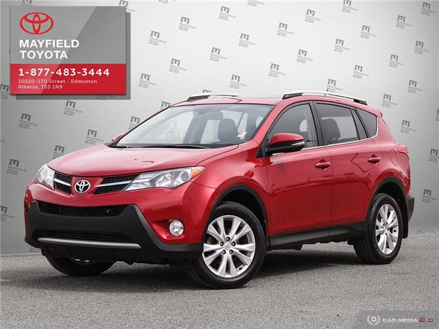 2013 Toyota RAV4 Limited (Stk: 194080) in Edmonton - Image 1 of 20
