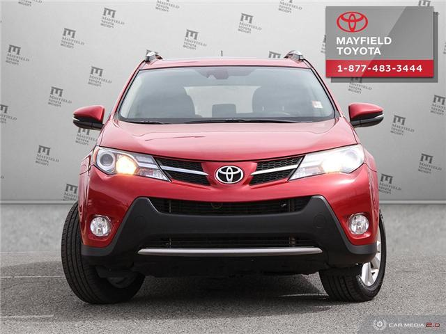 2013 Toyota RAV4 Limited (Stk: 194080) in Edmonton - Image 2 of 20