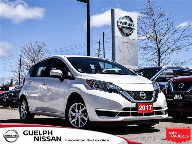 2017 Nissan Versa Note  (Stk: UP13581) in Guelph - Image 1 of 22