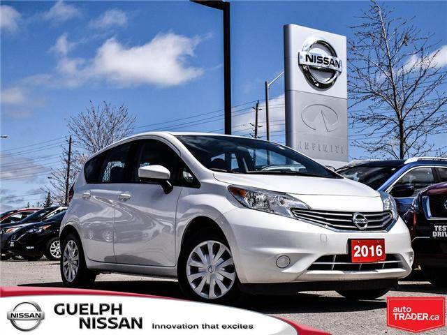 2016 Nissan Versa Note  (Stk: UP13580) in Guelph - Image 1 of 21