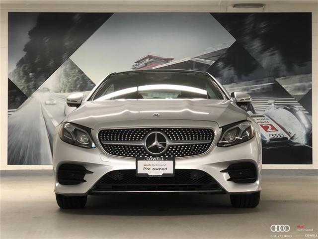 2018 Mercedes-Benz E-Class Base (Stk: AUUG5971A) in Richmond - Image 2 of 22